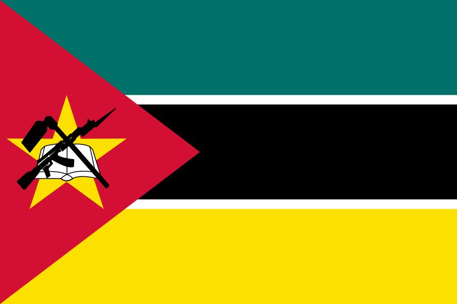 Paczki i przesyłki do Mozambiku