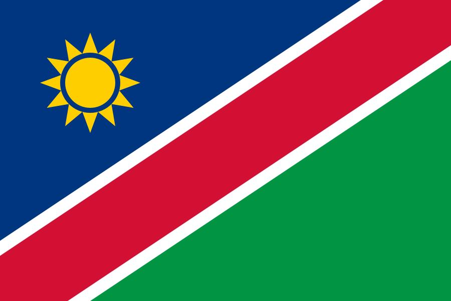Paczki i przesyłki do Namibii