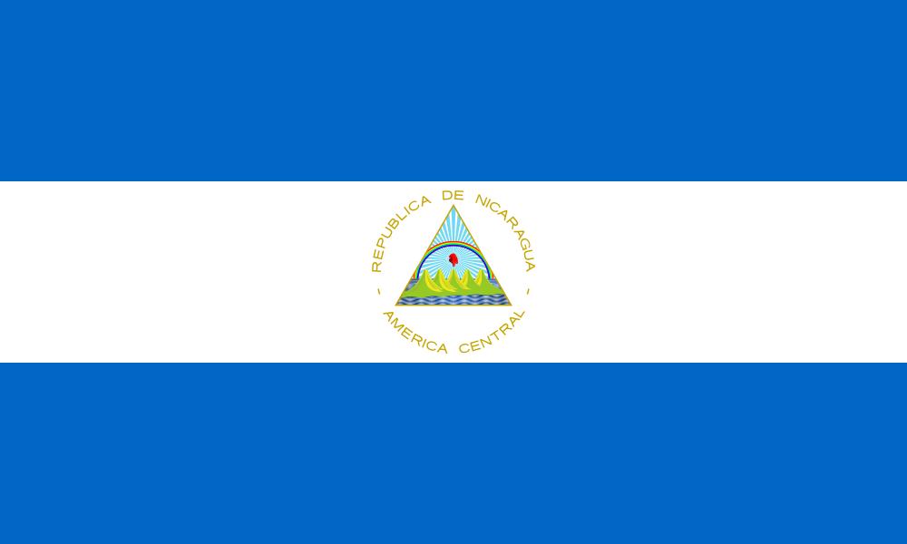Paczki i przesyłki do Nikaragui