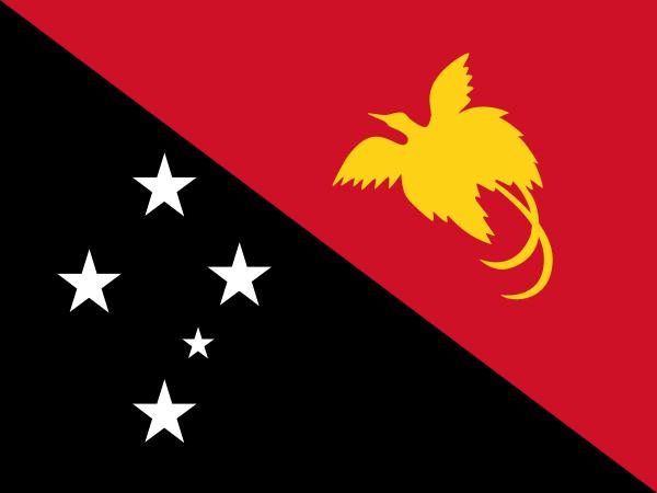 Paczki i przesyłki do Papui Nowej Gwinei