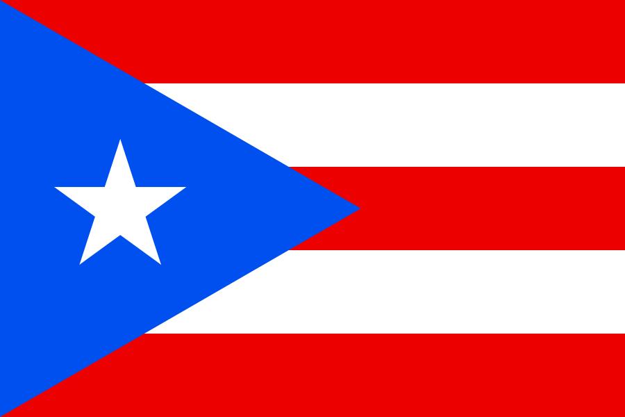 Paczki i przesyłki do Portoryko