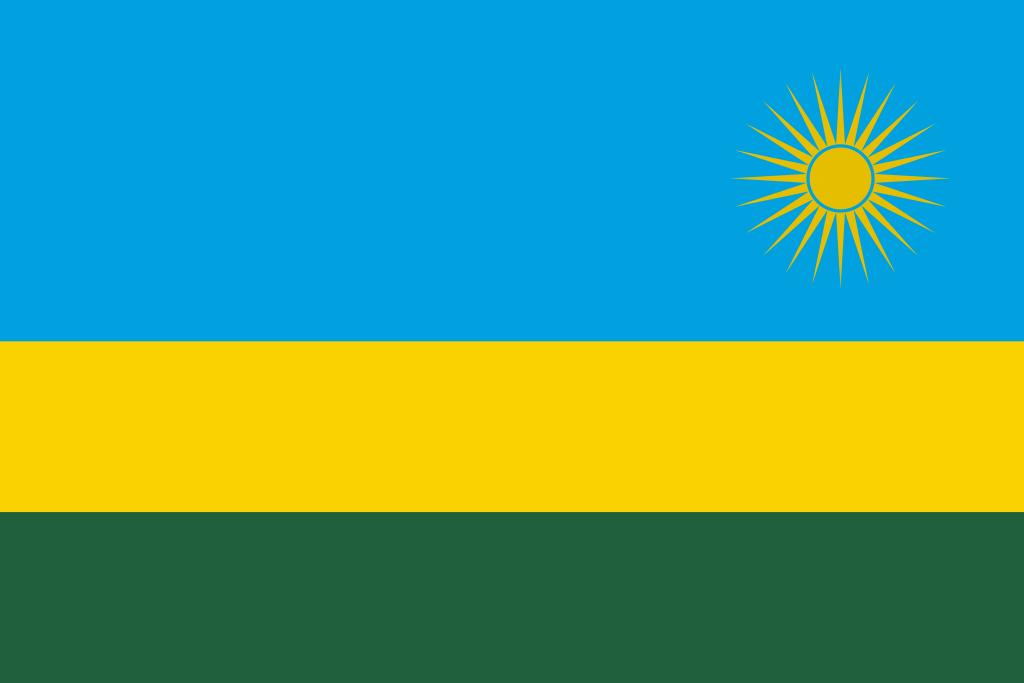 Paczki i przesyłki do Ruandy