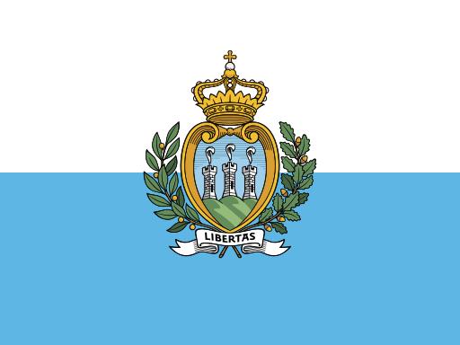 Paczki i przesyłki do San Marino