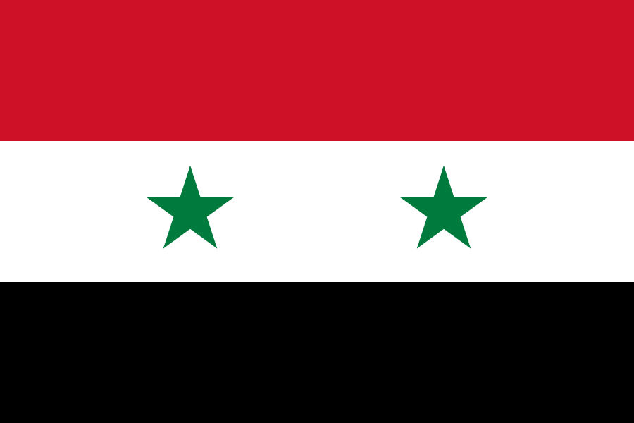 Paczki i przesyłki do Syrii