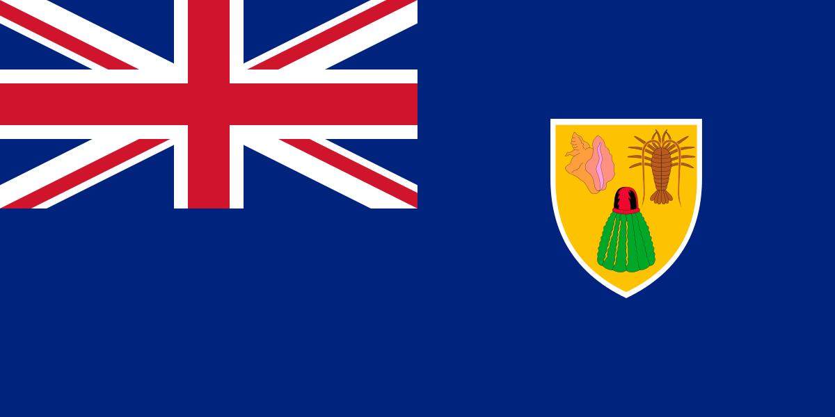 Paczki i przesyłki na Turks i Caicos