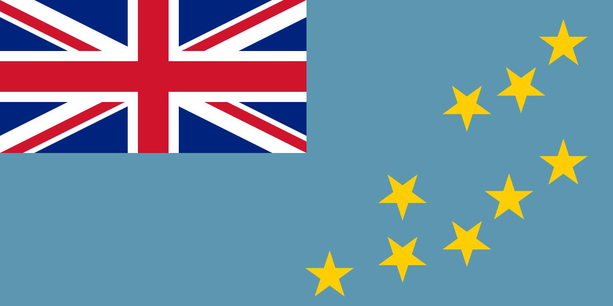 Paczki i przesyłki do Tuvalu