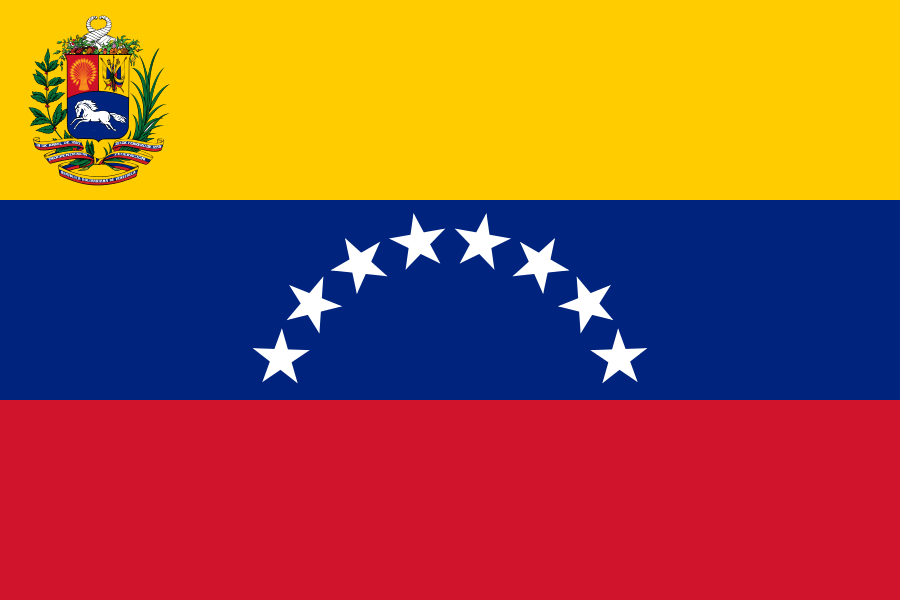 Paczki i przesyłki do Wenezueli