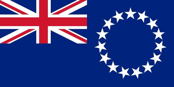 Paczki i przesyłki na Wyspy Cooka