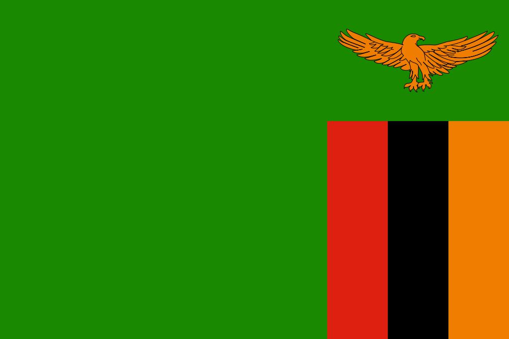 Paczki i przesyłki do Zambii