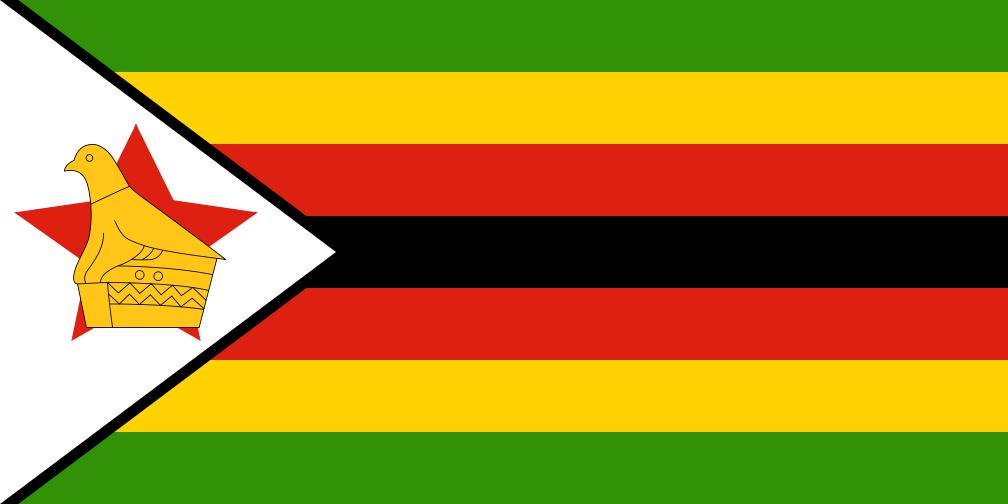Paczki i przesyłki do Zimbabwe