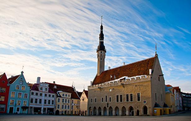 Paczki i przesyłki do Helsinek stolicy Finlandii
