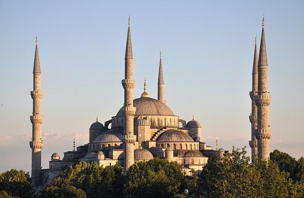 Paczki i przesyłki do Stambułu, stolicy Turcji