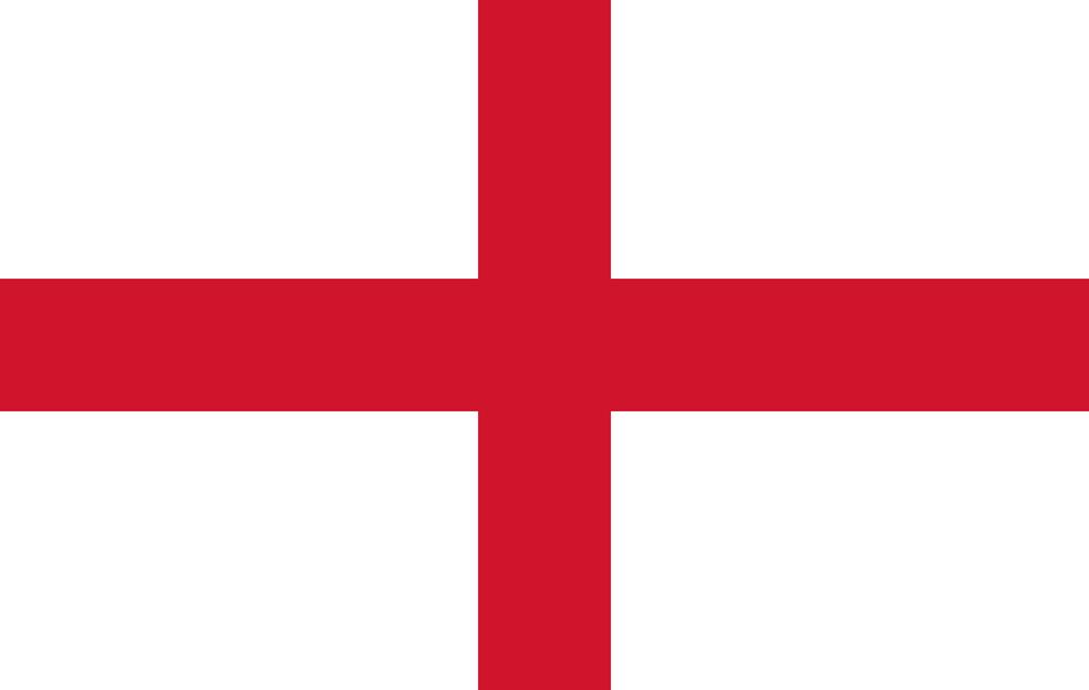 Paczki i przesyłki do Anglii - flaga