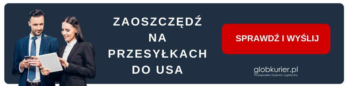 Tania przesyłka do USA