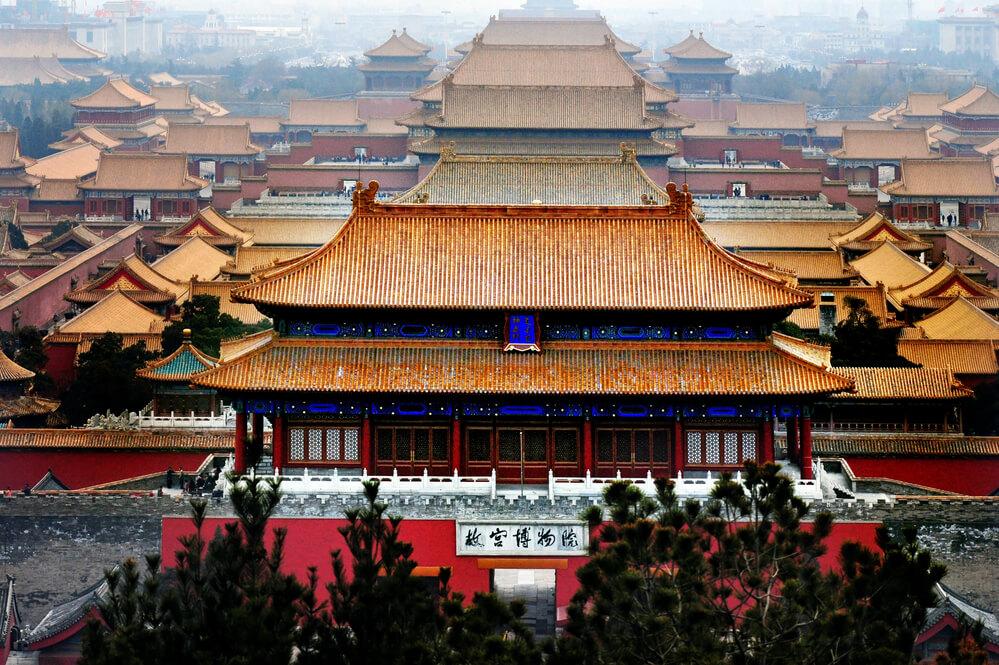 Paczki i przesyłki do Pekinu, stolicy Chin