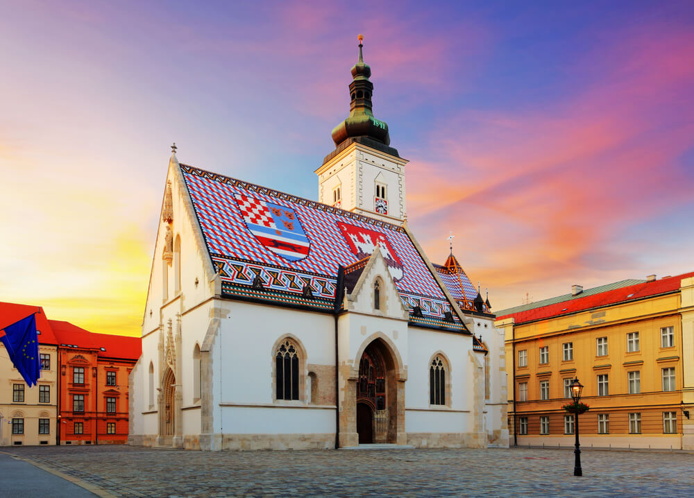 Paczki i przesyłki do Zagrzebia, stolicy Chorwacji