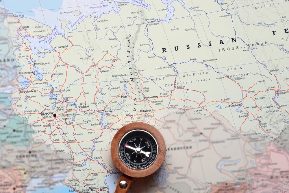 Wymiana handlowa z Rosją. Eksport i import towarów.