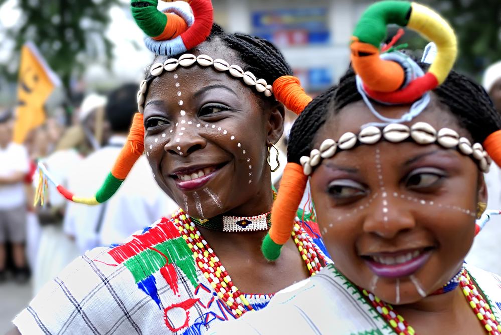 Paczki i przesyłki do Nigerii