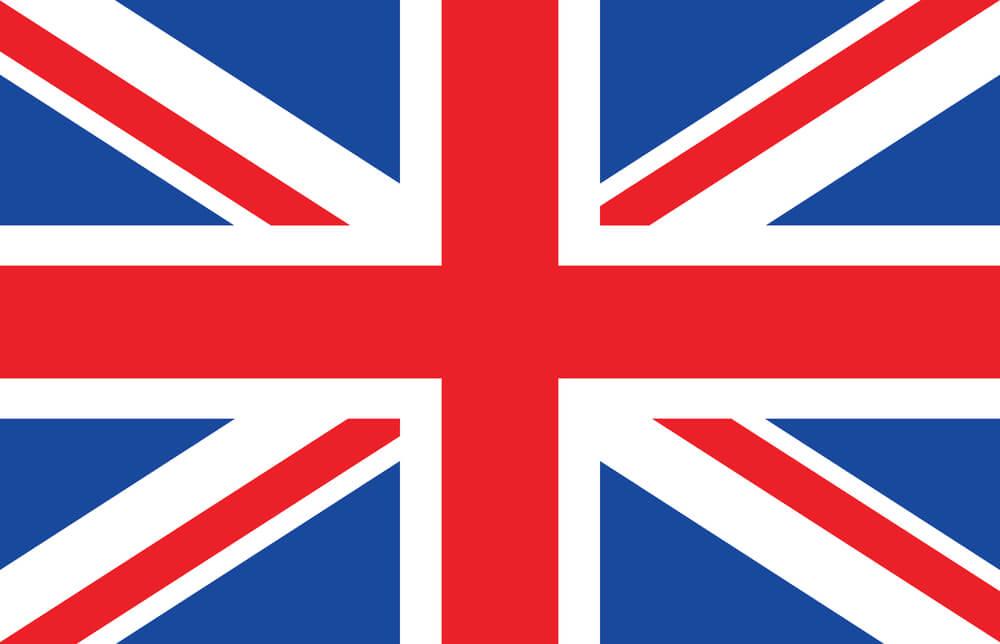Flaga Wielkiej Brytanii/UK