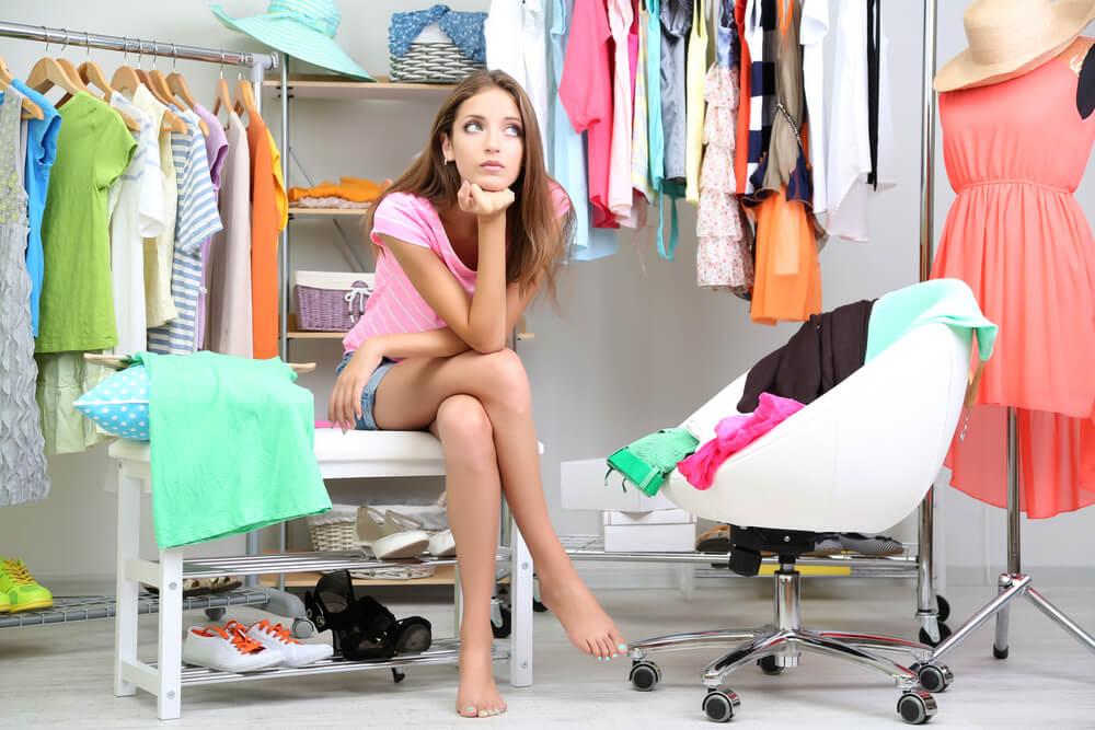 sprzedaż ubrań, wysyłka ubrań, pozbycie się ubrań