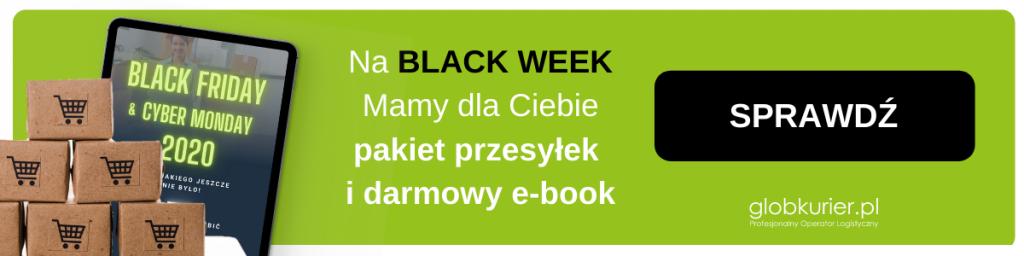 Black Friday, oferta na Blacka Friday, Kurier Black Friday
