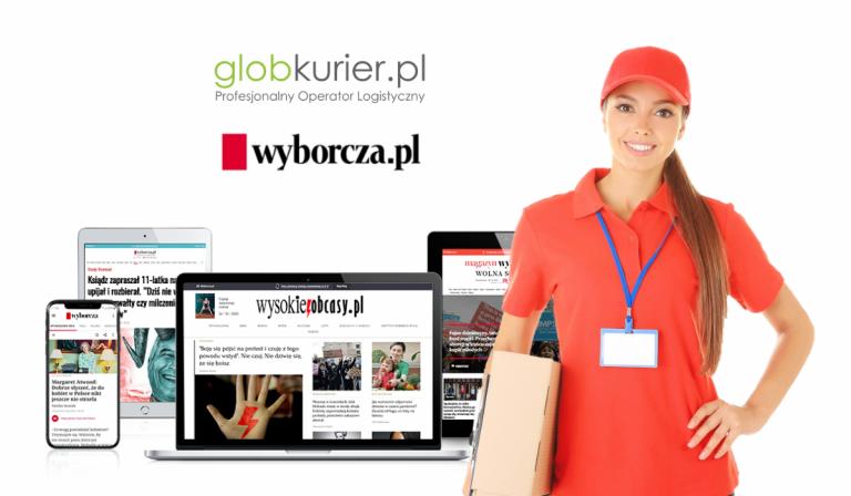 Wyborcza i GlobKurier