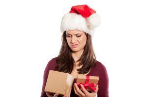 Zwroty prezentów, zwrot paczki