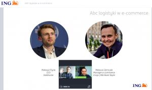 webinar ING ABC logistyki w e-commerce